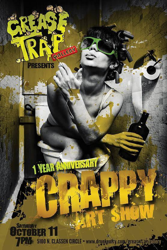 You are currently viewing One Year Anniversary Show at Grease Trap!