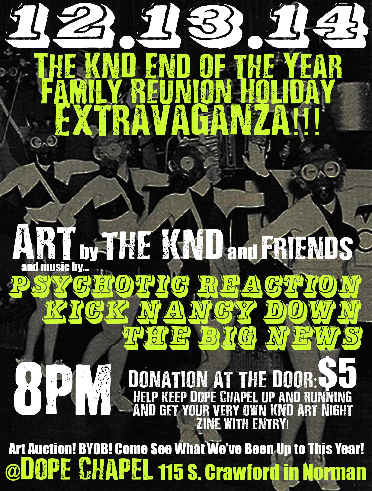 You are currently viewing The KND End of the Year Extravaganza!