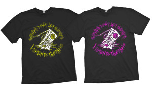 Read more about the article Friends Don't Let Friends Listen to the Radio!! New shirt up for preorder!