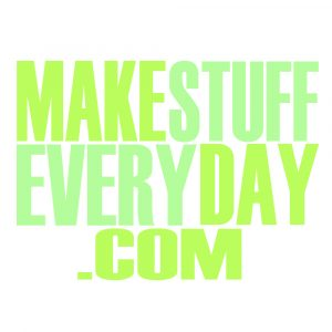 Read more about the article Make Stuff Every Day – New Blog!