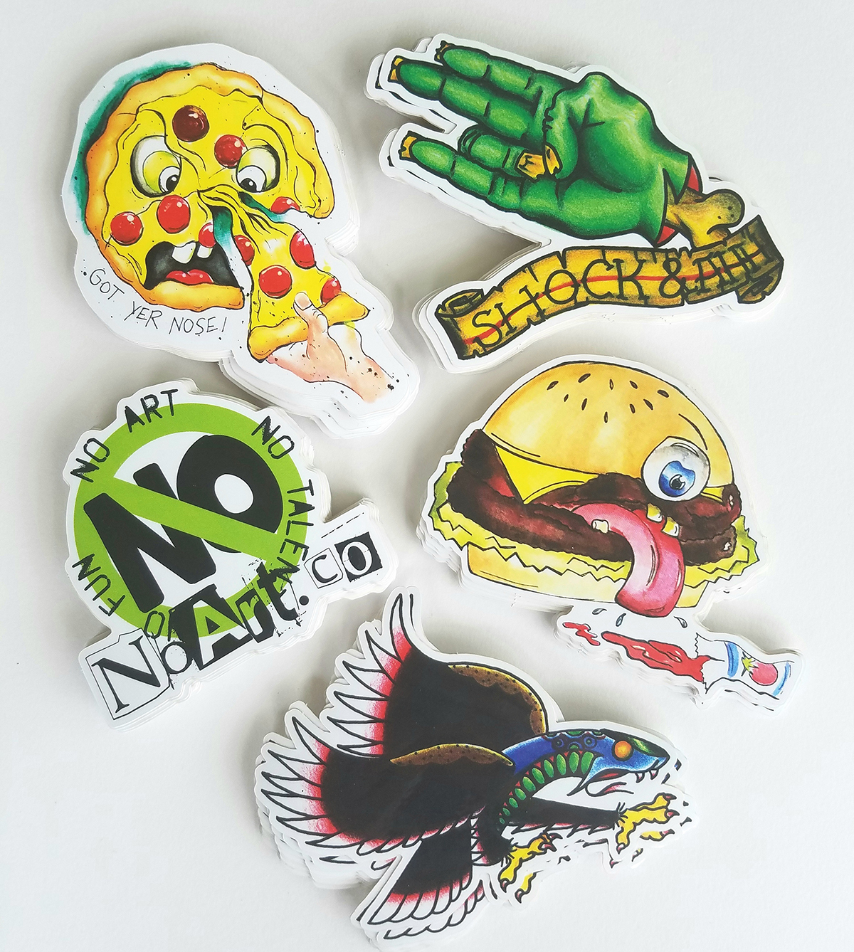 You are currently viewing New Stickers!