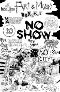 Read more about the article NoCity NoShow | Our Next Show Right Here in Norman!